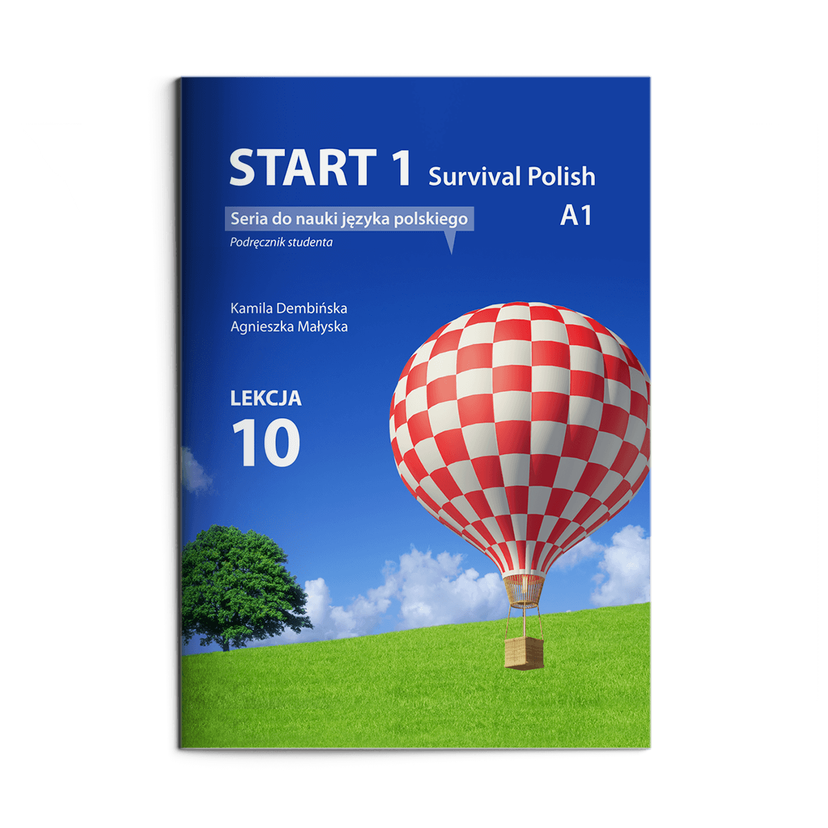 Start 1. Survival Polish – Flipbook – lekcja 10