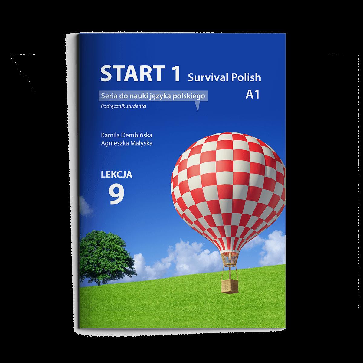 Start 1, Survival Polish – lekcja 9 – Flipbook