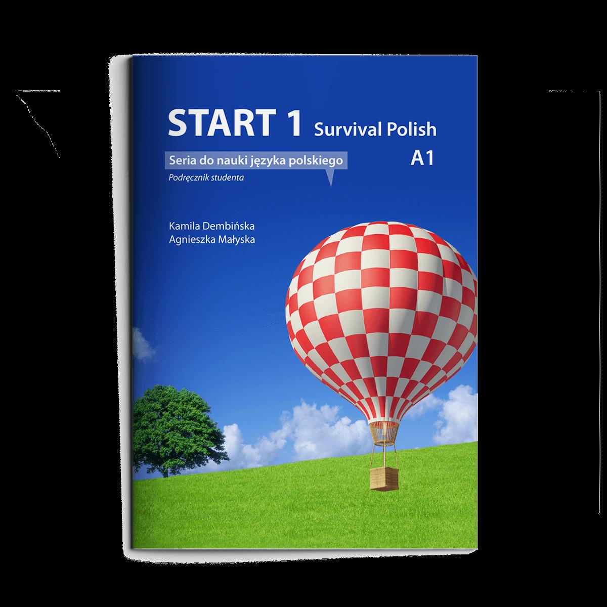 Start 1. Survival Polish. Podręcznik Studenta – Flipbook