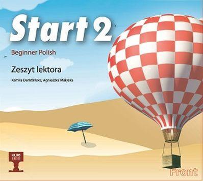 START 2 Zeszyt Lektora