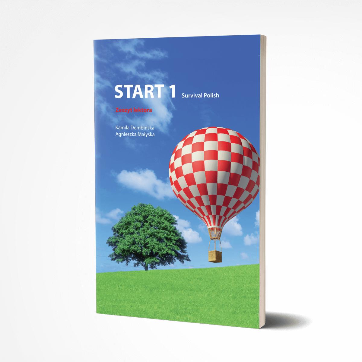 START 1 Zeszyt Lektora PDF