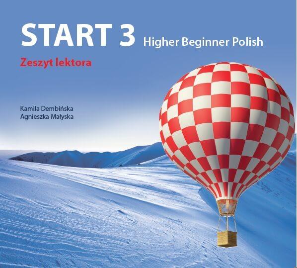 START 3 Zeszyt lektora PDF