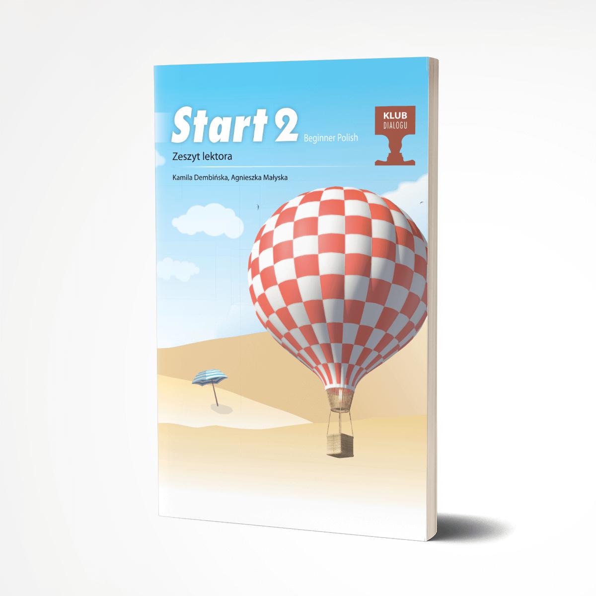 START 2 Zeszyt Lektora PDF