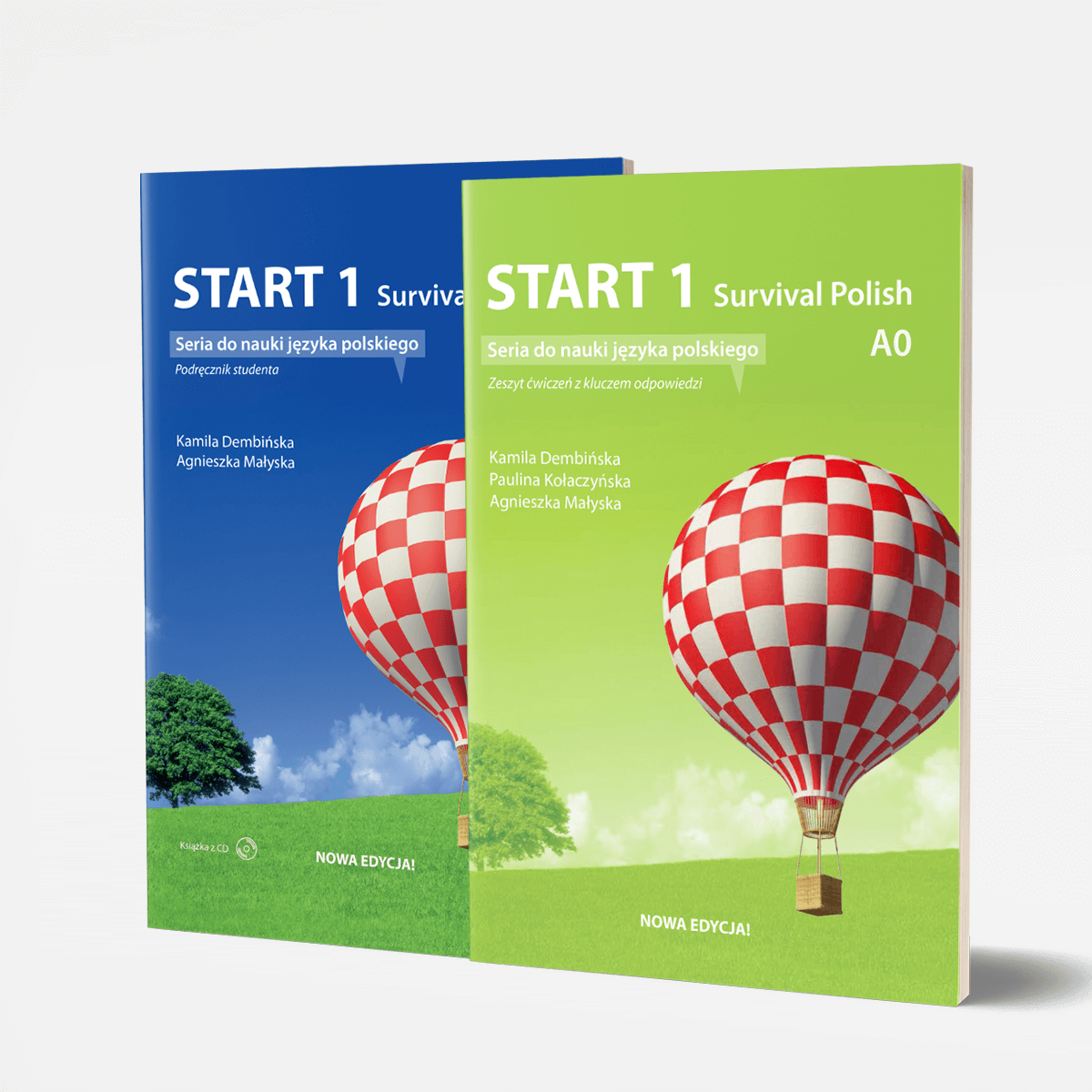 Set START 1 Student Handbook + Exercise book