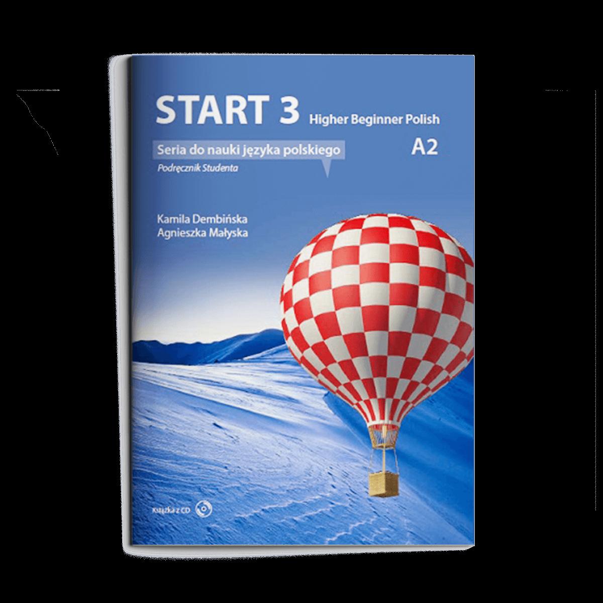 Start 3. Higher Beginner Polish. Podręcznik studenta – Flipbook